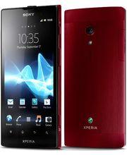 AKCE: Sony Xperia Ion, červená + hodinky Sony SmartWatch ZDARMA