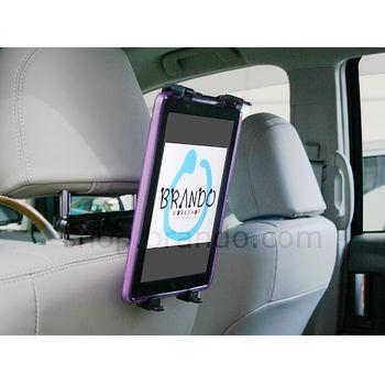 Univerzální držák tabletu do auta na opěrku hlavy, rozbaleno