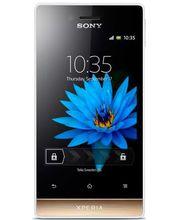Sony Xperia miro (ST23i) - bílá/zlatá