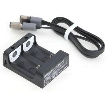 Feiyu Tech nabíječka pro baterii 18350 a 16340