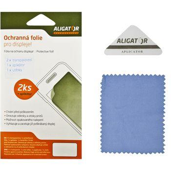 Aligator ochranná fólie pro S4540 Duo, 2ks, čirá a antireflexní