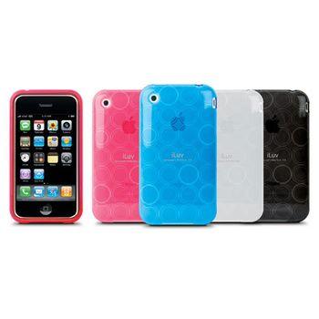 iLuv iCC77 odolné pouzdro pro iPhone 3G/GS čiré