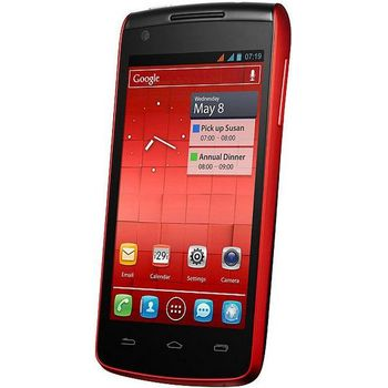 ALCATEL ONETOUCH 992D Dual SIM červená