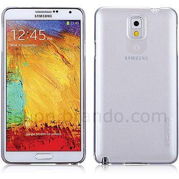 Brando zadní perleťový kryt pro Samsung Galaxy Note 3, bílá