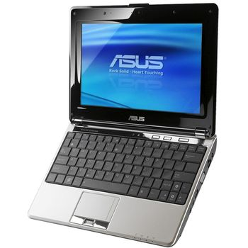 "ASUS N10JC 10.2""/ATOM/1GB/160GB/nV9300/DVD±RWExt./WiFin/Cam/8in1/BT/XPH"