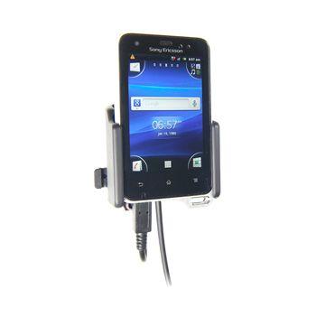Brodit držák do auta pro Sony Ericsson Xperia Active se skrytým nabíjením v palubní desce