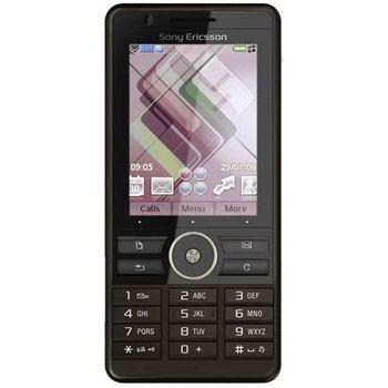 Sony Ericsson G900 Dark Brown