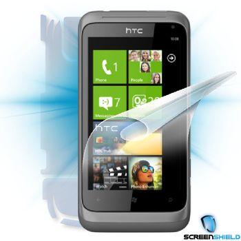 Fólie ScreenShield HTC Radar - celé tělo