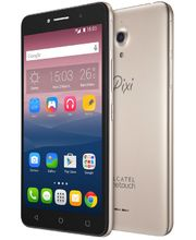 Alcatel Pixi 4 8050D, zlatý