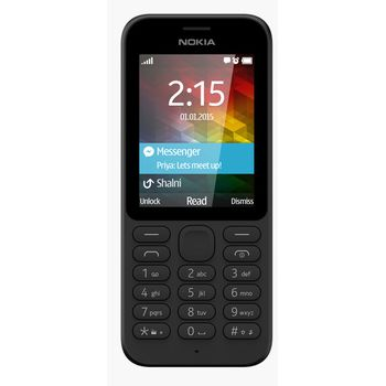 Nokia 215 černá