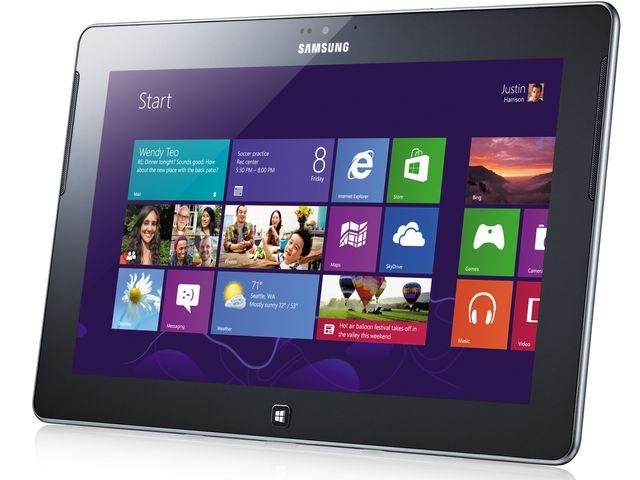 obsah balení Samsung P8510 ATIV Tab 32GB, rozbaleno, 100% záruka