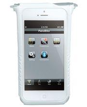 Topeak SmartPhone Dry Bag pro iPhone 5 bílá