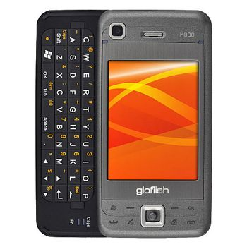 E-Ten Glofiish M800, bazar