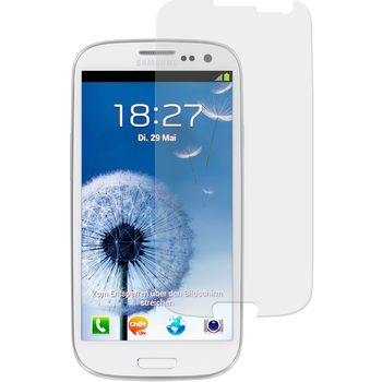 Artwizz fólie ScratchStopper Anti-Fingerprint pro Samsung Galaxy S III