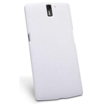 Nillkin Super Frosted zadní kryt pro OnePlus One, bílá