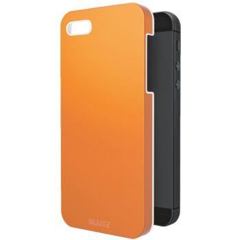 Kryt Leitz Complete WOW pro iPhone 5 oranžový