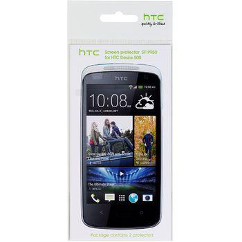 HTC ochranná fólie SP P950 pro HTC Desire 500 (2ks)