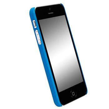 Krusell hard case - ColorCover - Apple iPhone 5  (modrá)