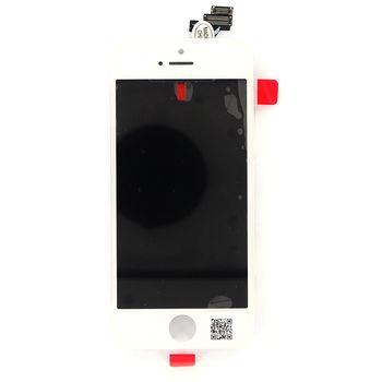 Náhradní díl LCD displej + dotyková vrstva pro Apple iPhone 5, bílá