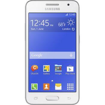 Samsung Galaxy CORE 2 G355, bílá