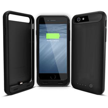 Xtorm Power Case záložní baterie s krytem 4000mAh pro Apple iPhone 6 Plus, černá