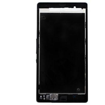 Náhradní díl střední díl těla pro Sony C6603 Xperia Z, černá
