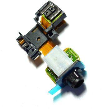 Náhradní díl audio konektor s flex kabelem pro Sony D6503 Xperia Z2