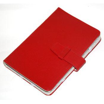 """Pouzdro pro 7"""" LCD tablet - červeno - šedé"""