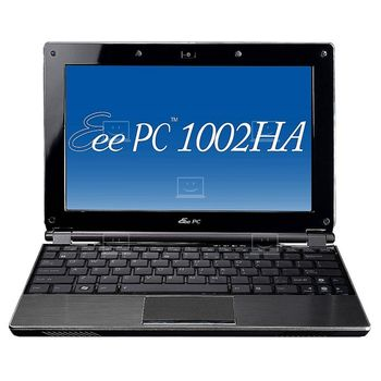 """Asus Eee 1002HA 10"""", iATOM 1,6G/1G/160G/WiFi/c/XPHcz"""