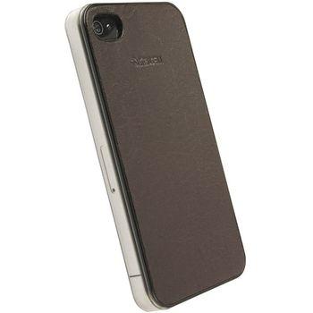 Krusell hard case - Donso Undercover - Apple iPhone 4/iPhone 4S (hnědá)