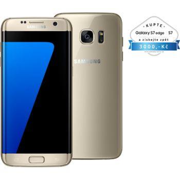 Samsung Galaxy S7 G935 Edge 32GB zlatá
