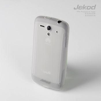 Jekod TPU silikonový kryt Huawei Ascend Y300, bílá