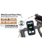 Držák BikeConsole Powerplus na iPhone 4/4s se záložním akumulátorem 1100mAh