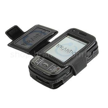 Pouzdro kožené Brando - HTC P4550 Kaiser TyTN II