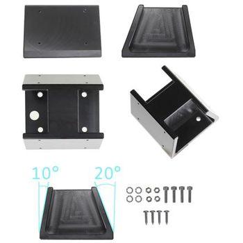 Brodit šikmý horní díl, šikmé plošky v úhlech 10° a 20°, 4x AMPS