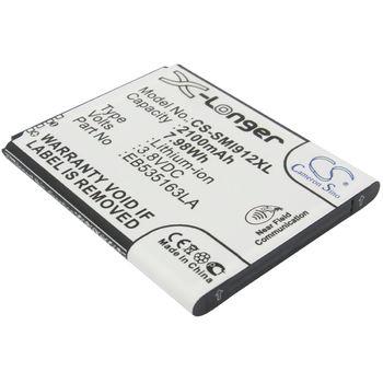 Baterie pro Samsung Grand Neo Duos i9060, 2100mAh, Li-ion, NFC