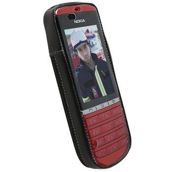 Krusell pouzdro Classic - Nokia Asha 300