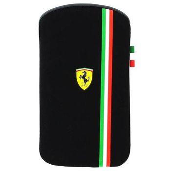 Ferrari Scuderia V3 pouzdro pro iPhone 4 atd., černé