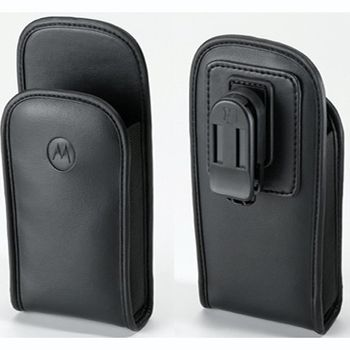 Motorola MC55 - SOFT CASE HOLSTER W/ PLASTIC BELT CLIP SG-MC5521110-01R