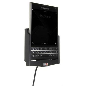 Brodit držák do auta na Blackberry Passport bez pouzdra, se skrytým nabíjením