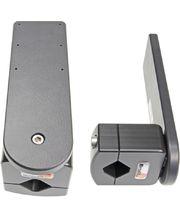 Brodit standardní úchyt na trubku, průměr 19-30mm, montážní podložka 160x50 mm