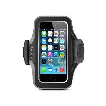 Belkin sportovní pouzdro SLIM-FIT Armband pro iPhone 6 4.7, černá