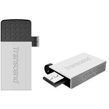 Transcend JetFlash 380S, 16GB micro USB a USB flash disk s funkcí OTG