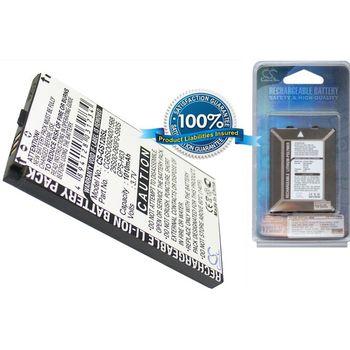 Baterie (ekv. GPS-H03) pro Gigabyte GSmart S1205, S1208, S1200, Li-ion 3,7V 1010mAh