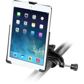 RAM Mounts držák na iPad Air s úchytem do letadla na berany, Ø15,9-32 mm, sestava RAP-B-121-AP17U