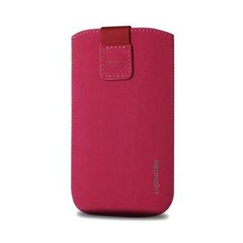 Redpoint pouzdro Velvet, velikost XL, fialová