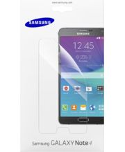 Samsung ochranná fólie na displej ET-FN910CT pro Galaxy Note 4 (N910), transparentní