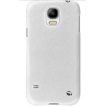 Krusell pouzdro TextureCover Malmö - Samsung Galaxy S5, bilá