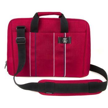"""Crumpler Good Booy Slim L laptop taška 17W"""" - červená"""