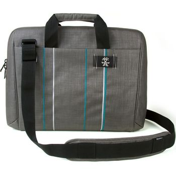 "Crumpler Good Booy Slim M laptop taška 15W"" - šedá"